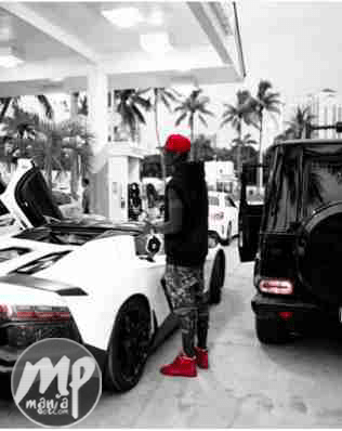 wp-1469970297828-1 Football Superstar Paul Pogba seen with this luxury ride (Photo)