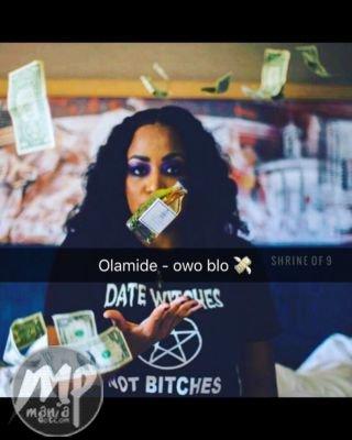 MP3-Olamide-Owo-Blow-Artwork Download MP3: Olamide - Owo Blow |[@olamide_ybnl]
