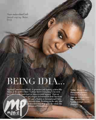 wp-1470247520557-1 Model Idia Aisien stuns for Genevieve Mag Fashion Editorial (Photos)