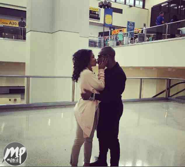 wp-1470627748235-1 Checkout Romantic Photo of Gosple Musician Kirk Franklin & Wife