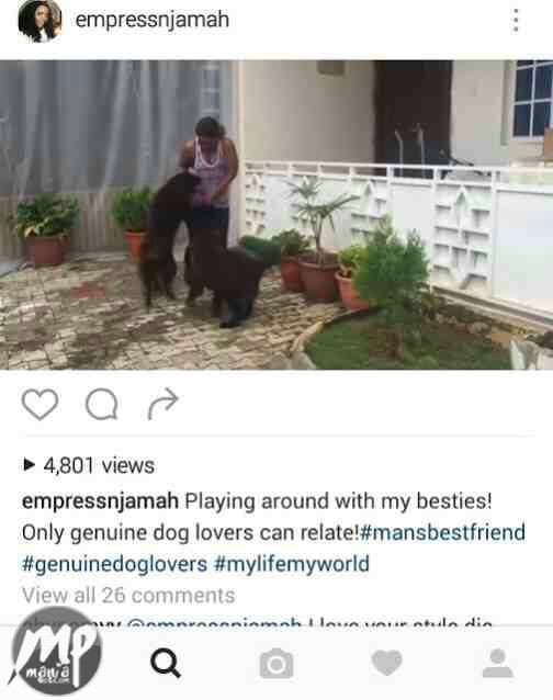 wp-1470656264469-1 You Won't Believe Who Nollywood Actress Empress Njamah's BFFs Are (Photos)