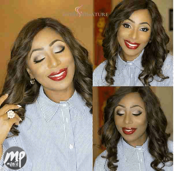 wp-1470726911008-1 Dakore Akande Wows in New Make Up Photos