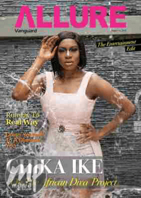wp-1471089595255 Chika Ike stuns as the cover girl for Vanguard Allure Star (Photos)