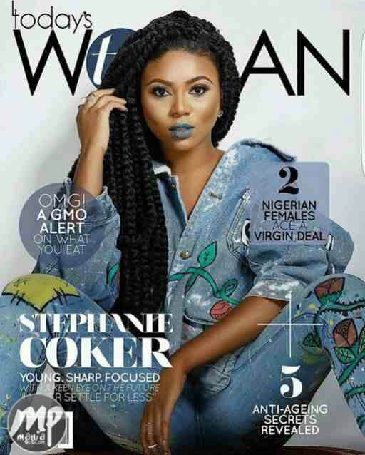 wp-1471324832443-1 Stephanie Coker Stuns On The Cover Of TW Magazine (Photo)