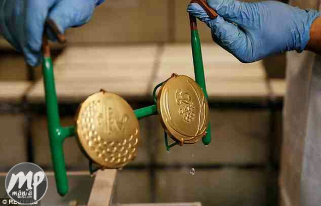wp-1471501487633-1 Unbelievable! Here is the real worth of an Olympic gold medal