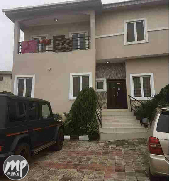 wp-1471618105915-1 Boss Lady! Daniella Okeke shows off her huge mansion, G Wagon (Photo)