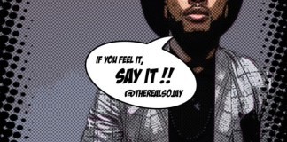 Download MP3: Sojay - Say It (MashUp) |[@therealsojay]