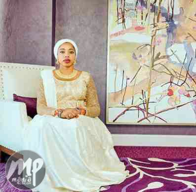 wp-1477374103769 Beautiful photo of Ooni of Ife's wife, Olori Wuraola-Zynab