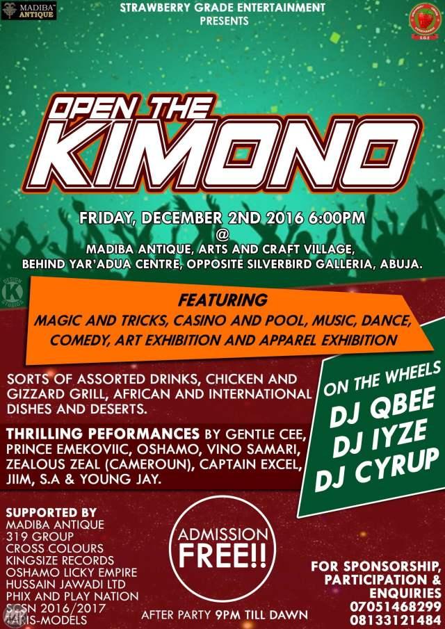 Main-Art-Kimono-724x1024 #AbujaNights: Strawberry Grade and Madiba Antique turns up Abuja City with #OpenTheKimono