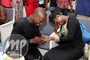 unnamed-5-300x200 Aramide was live as Mister Redefined Proposed To His Lover at Ikeja City Mall | Photos