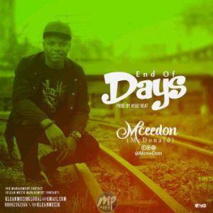 EE-300x300 MP3: Mceedon - End of Days (prod. Regizbeatz)