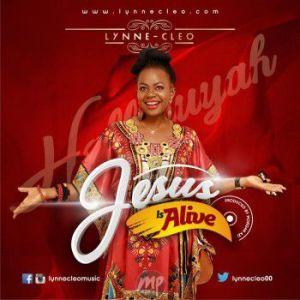 L-300x300 MP3: Lynne-Cleo - Jesus Is Alive