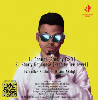 Lyrics Video: Tee Jewel – Control | @iamTeeJewel