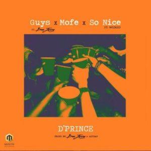 DPrince-Guys-Mofe-So-Nice-300x300 [Fresh Music] D'Prince - Guys (ft. Don Jazzy) + Mofe + So Nice (ft. Wizkid)