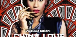 Victoria Kimani - China Love (ft. Rock City)