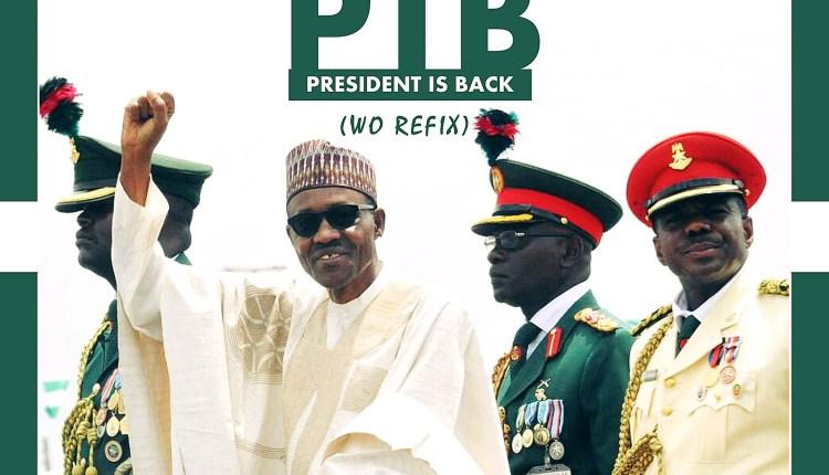 Pelepele – President Is Back (Wo refix)