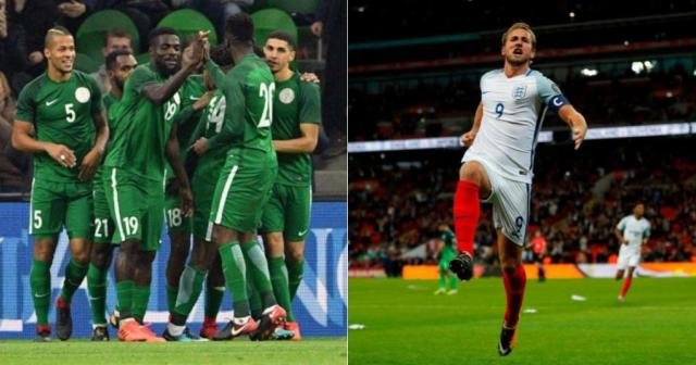England considers World Cup warm-up match with Nigeria