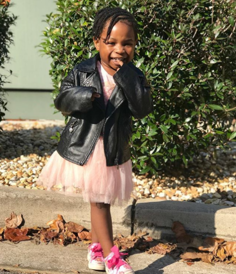 Davido's Baby Mama, Sophia Gushes Over Daughter On IG