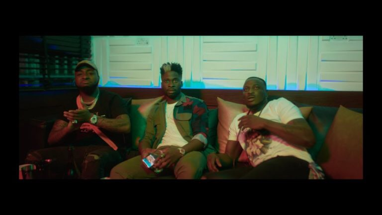 (Music Video) DJ ECool - 4U (ft. Davido x Peruzzi)