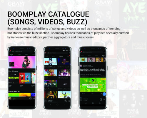 Tope Alabi, Davido Top Boomplay's List of