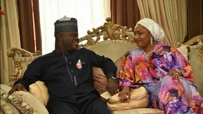 Gov. Bello's Wife in Car Accident, same area as Osinbajo's Chopper Crash