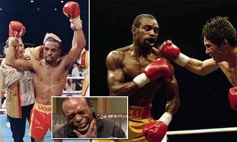 Boxing Legend, Rocky Lockridge Dies at Age 60