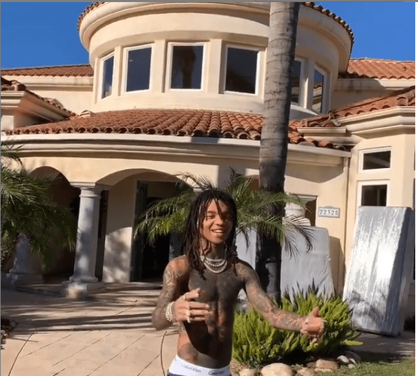 Rapper, Swae Lee acquires $3.6m Crib in Los Angeles (Video)