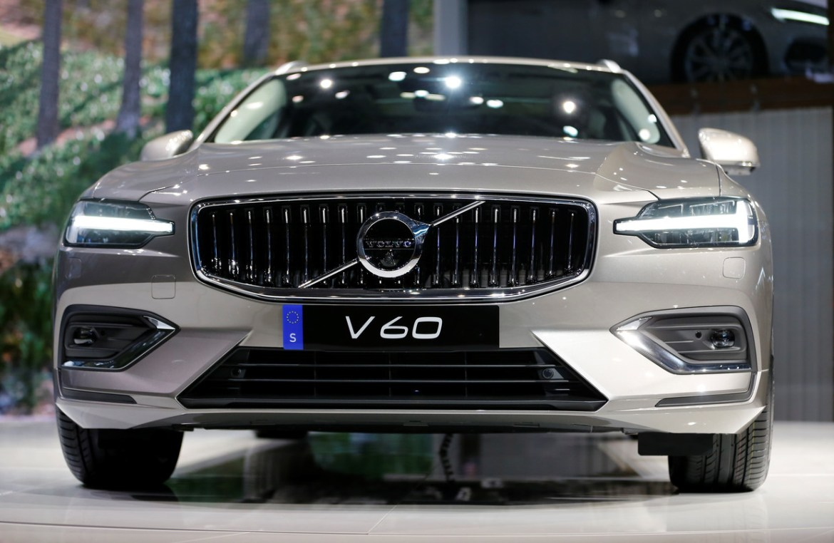 Volvo capping speed on its vehicles in bid to reduce traffic deaths to zero