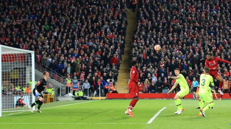 Liverpool beats Barcelona mercilessly (4-0) to reach UCL finals