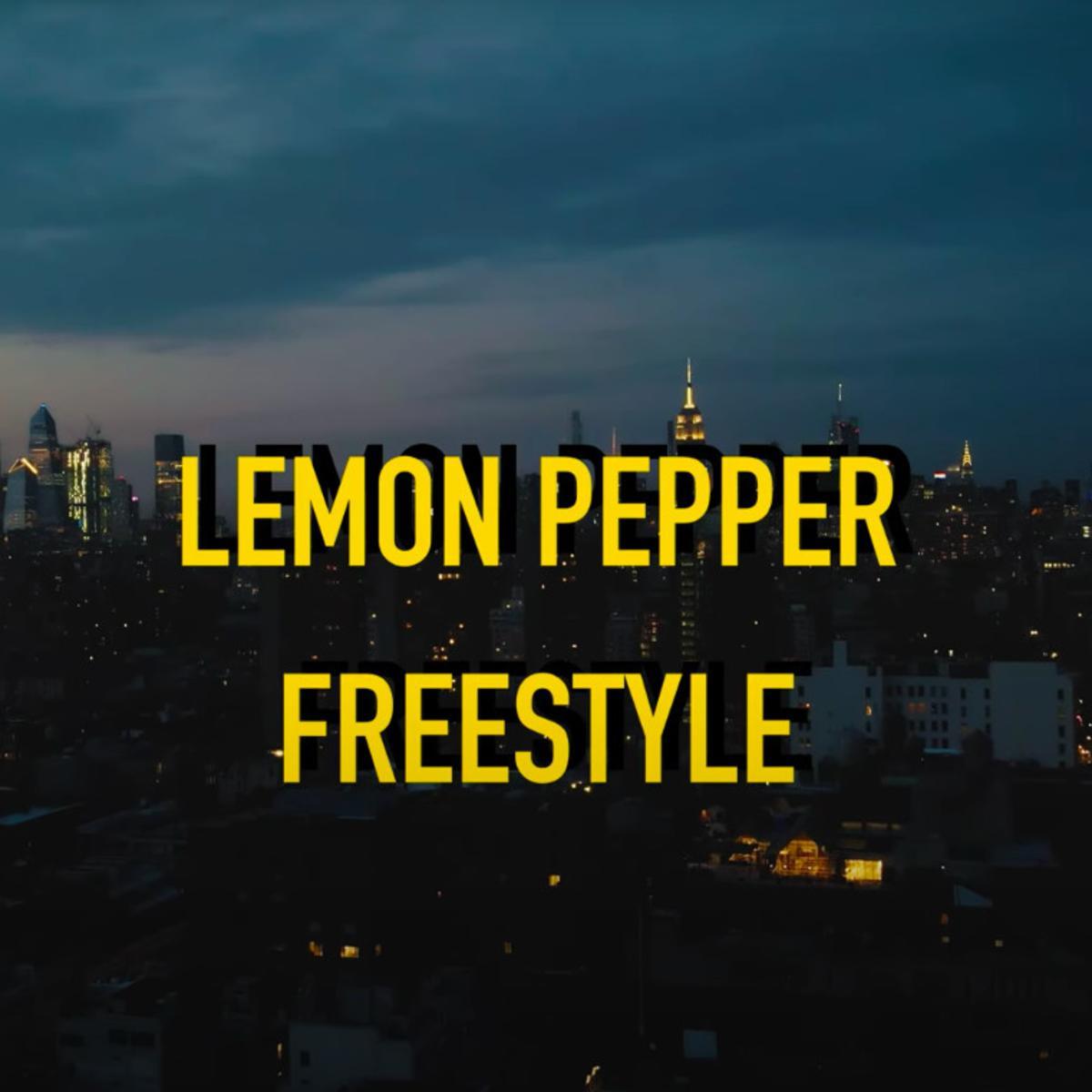 Meek Mill Lemon Pepper Freestyle