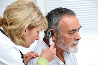 hearing loss in PV