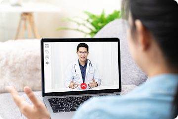 telehealth mpn cancer patients