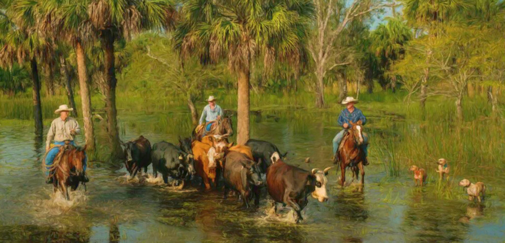 Florida Cracker Cowboys