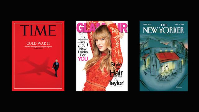 2015 National Magazine  Awards