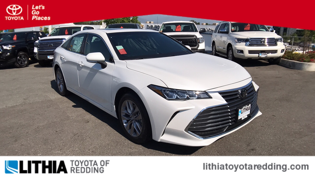New Toyota Dealer In Redding Ca Lithia Of