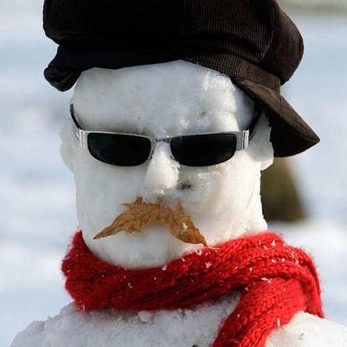 Действительно ли одетый снеговик тает медленнее, чем ...
