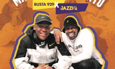 Mr JazziQ & Busta 929 – VSOP Ft. Reece Madlisa, Zuma, Mpura & Riky Rick Mp3 Download