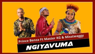 Prince Benza – Ngiyavuma Ft. Master KG & Misstwaggy Mp3 download