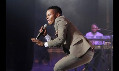 Ayanda Ntanzi - According To Your Grace