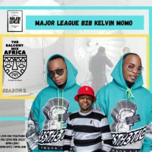 Major League Kelvin Momo Mposa.co .za  300x300 - Major League & Kelvin Momo – Amapiano Live Balcony Mix B2B (S2 EP5)
