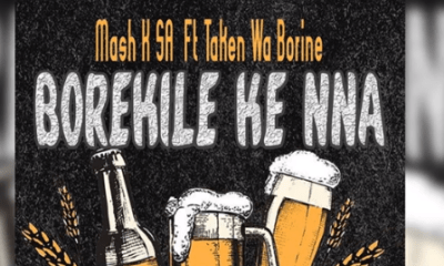 Mash K – Borekile Ke Nna Ft. Taken Wabo Rinee Mp3 download