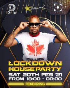 Njelic – Lockdown House Party Mix 2021 Mposa.co .za  240x300 - Njelic – Lockdown House Party Mix 2021