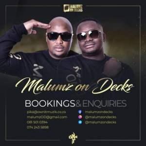 folder 4 Mposa.co .za  300x300 - Malumz On Decks – Afro Feelings 6 Mix