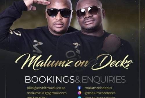 Malumz on Decks – Afro Feelings 6