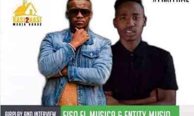 Entity MusiQ & Fiso El Musica – Thobela FM Radio Mix Mp3 download