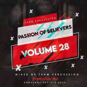 Team Percussion – Passion Of Believers Vol 28 Mix Hiphopza Mposa.co .za  300x300 - Team Percussion – Passion Of Believers Vol 28 Mix