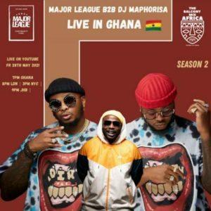Major League and DJ Maphorisa Mposa.co .za  300x300 - Major League & DJ Maphorisa – Amapiano Live Balcony Mix Africa B2B (S2 EP16)
