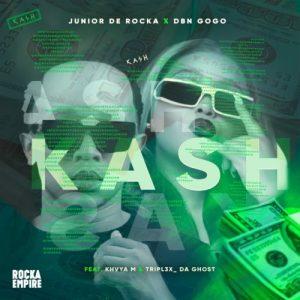 01 Kash feat  Khvya M Tripl3x Da Ghost mp3 image Mposa.co .za  300x300 - Junior De Rocka & DBN Gogo – Kash