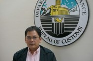 John Sevilla - Commissioner of the Bureau of Customs