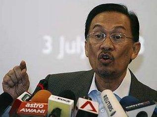 Teks penuh Ucapan Ketua Pembangkang Parlimen Malaysia pada 13 Oktober 2008